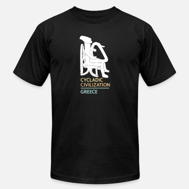 Andro Cycladic Civilization - Men's  Jersey T-Shirt