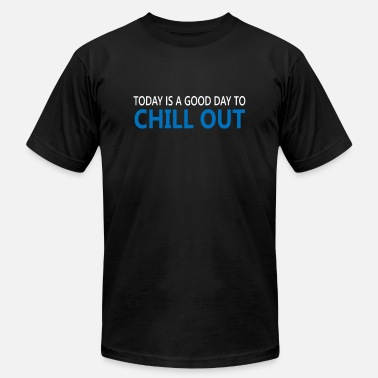 Time Out Today Chill out time - Men's  Jersey T-Shirt
