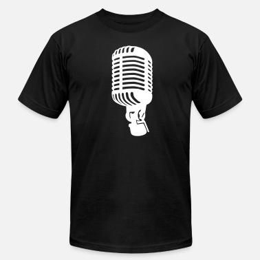 Microphone Microphone - Unisex Jersey T-Shirt
