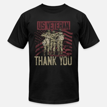 veteran - Men's Jersey T-Shirt