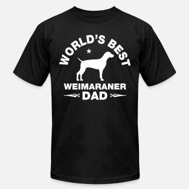 Shirt for dog lover Shirt for Weimaraner lover Gift for him Dog Weimaraner Dog T-shirt Man Premium quality viscose Shirt for dog owner