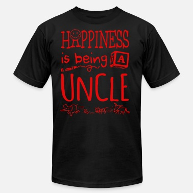 Being A Uncle Being A Uncle Shirt - Men's  Jersey T-Shirt