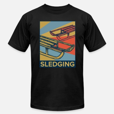 Sledging Sledge - Men's  Jersey T-Shirt