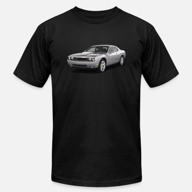Dodge Challenger Rt 2009 DODGE CHALLENGER RT COUPE - Men's  Jersey T-Shirt