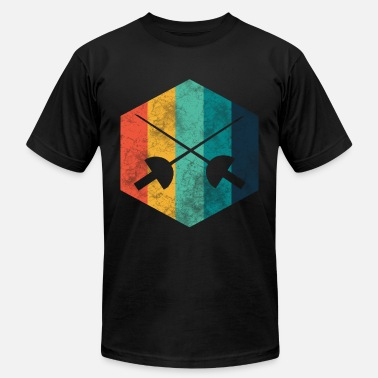Rapier Fencing Sword Rapier - Men's  Jersey T-Shirt