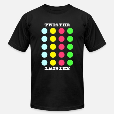 Twister Let's Play Twister Game Shirt Family Group Twister - Unisex Jersey T-Shirt