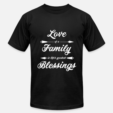 Family Day Family lover Family day Family party gift mum dad - Unisex Jersey T-Shirt