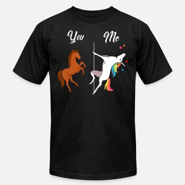 You And Me Unicorn You and me Unicorn - Men's Jersey T-Shirt