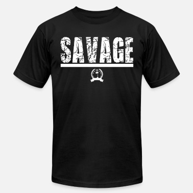 Logans Run Savage Workout Beast Run Lift Fit Bench Squat Yoga - Men's  Jersey T-Shirt
