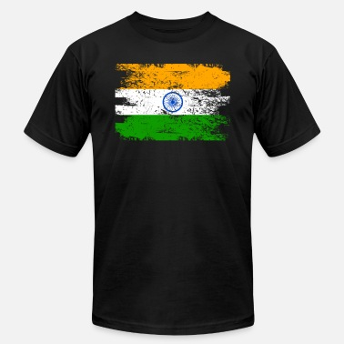 Indian Patriot India Shirt Gift Country Flag Patriotic Travel Asia Light - Men's  Jersey T-Shirt