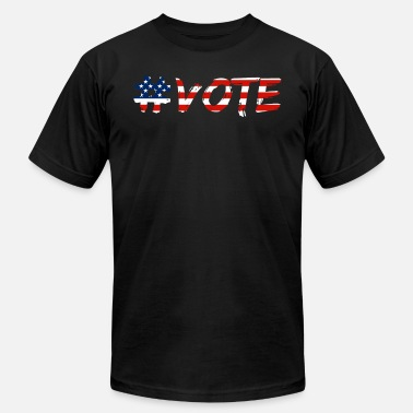 Poll Vote US Election American Polls - Unisex Jersey T-Shirt