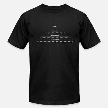 The rate of peace. - Men's Jersey T-Shirt