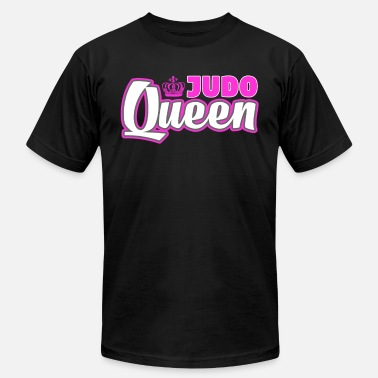Wrestle Judo Judo Queen Grappling Wrestling Roll - Men's  Jersey T-Shirt