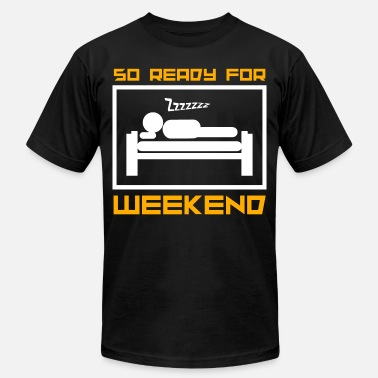 Weekender Weekend - Men's  Jersey T-Shirt