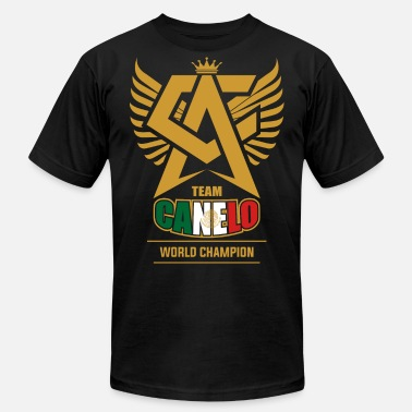 Team Canelo Team canelo world champion - Men's Jersey T-Shirt