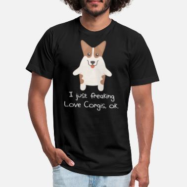 Corgi Sushi T-Shirt Funny Corgi T-Shirt Dog Lover T-Shirt Corgi Gifts