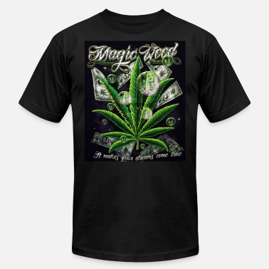 Magic Weed - Men's Jersey T-Shirt