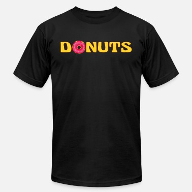 Confiserie Donuts Bakery Cookie Candy Sweets Cake Confiserie - Men's  Jersey T-Shirt