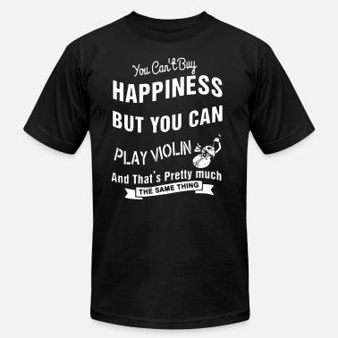 f8bd5f34f6 Play Violin T Shirt - Men's Jersey ...