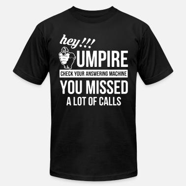 ecd2cd6a4d Umpire Funny hey umpire gun t shirts - Men's Jersey ...