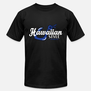 Hawaiian Geek Fresh Hawaiian Style Tshirt Design Hawaiian Style - Men's  Jersey T-Shirt