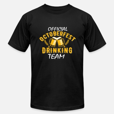 Bierkoenig Official octoberfest drinking team tshirt - Men's Fine Jersey T-Shirt