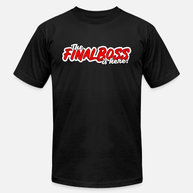 Final Boss Final Boss - Men's  Jersey T-Shirt