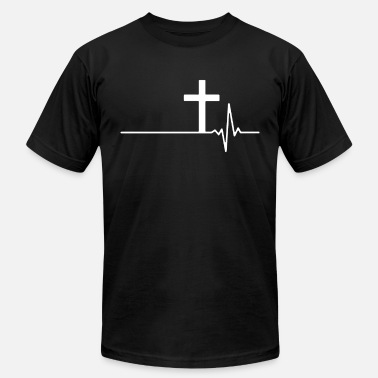 No Jesus No Life Know Jesus Know Life JUMPSTART YOUR LIFE WITH JESUS - Men's  Jersey T-Shirt