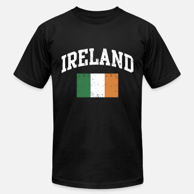 Cheap Irish Vintage Ireland Irish Flag Green St Patrick s Day - Men's  Jersey T-Shirt