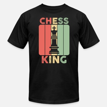 King Kong Love chess king gift love playing board fields hobby - Men's  Jersey T-Shirt
