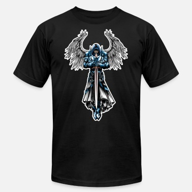 Archangel Michael Archangel - Men's  Jersey T-Shirt