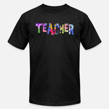 Autism For Teachers Teacher Autism Teacher Autistic Students - Men's  Jersey T-Shirt