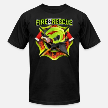 St Florian Fire and Rescue - Men's  Jersey T-Shirt