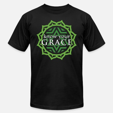 Keyword Heart Chakra Grace - Unisex Jersey T-Shirt