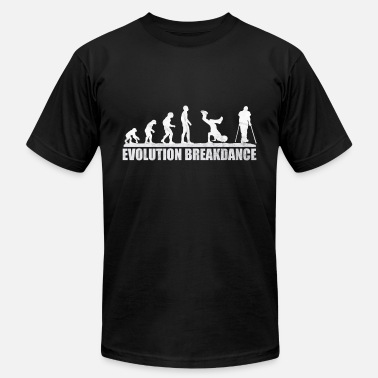 Bboy Funny Breakdance breaker Bboy HipHop Dance - Men's  Jersey T-Shirt