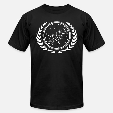 Federation United Federation of Planets - Unisex Jersey T-Shirt