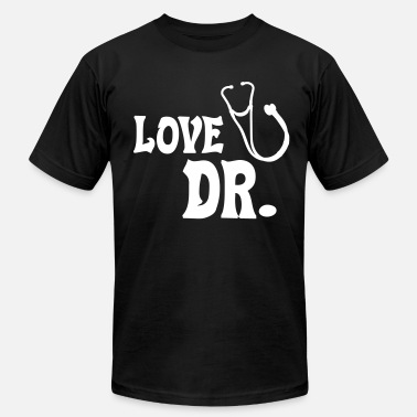 Dr Love lovedr - Men's Jersey T-Shirt