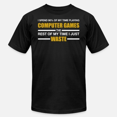 Hearthstone Computer Gaming - Men's Fine Jersey T-Shirt
