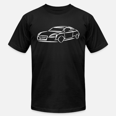 Fast Car fast car! gift idea - Men's  Jersey T-Shirt