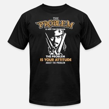 Pirate Caribbean Pirate of caribbean - The problem is not the pro - Men's Jersey T-Shirt
