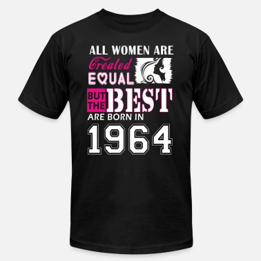 1964 Gto 1964 - Strongest are born women are born in 1964 - Men's  Jersey T-Shirt