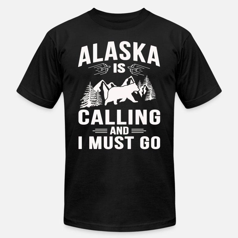 Alaska State Shirt Athletic Wear USA T Novelty Gift Ideas Long Sleeve Tee