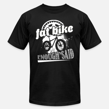 Fat Bike FAT BIKE SHIRT - Men's  Jersey T-Shirt