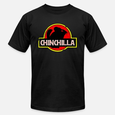 Love Chinchillas Chinchilla - Men's  Jersey T-Shirt
