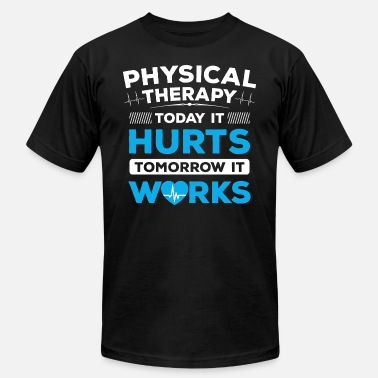 Physiotherapist Physical Therapy/Physiotherapist/Physio/Therapist - Men's  Jersey T-Shirt