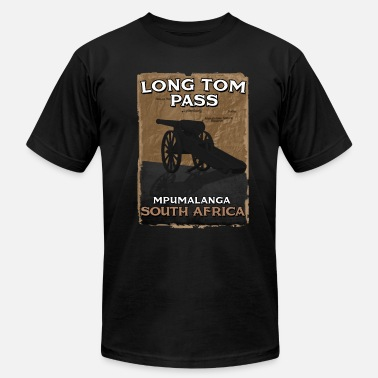 Long Tom Pass Canon - Unisex Jersey T-Shirt