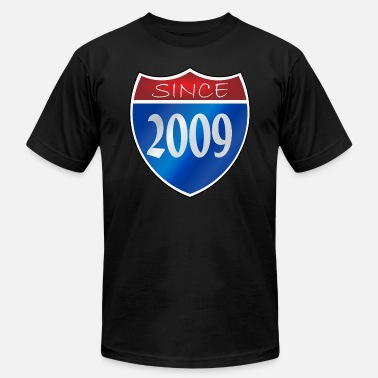 Class Of 2009 Since 2009 - Men's  Jersey T-Shirt