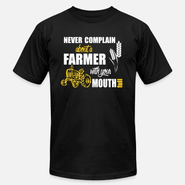 Complain Farmer - Men's Jersey T-Shirt