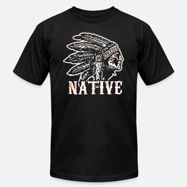 4xl Native Native - Men's  Jersey T-Shirt