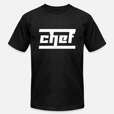 Chef Quote chef - Men's  Jersey T-Shirt